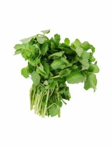 Watercress-White-Background