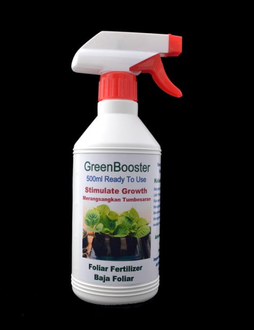 Greenbooster 500ml ready to use (1)