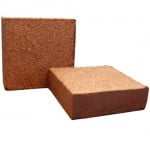 Washed Coco Peat Block (Approx 5kg)